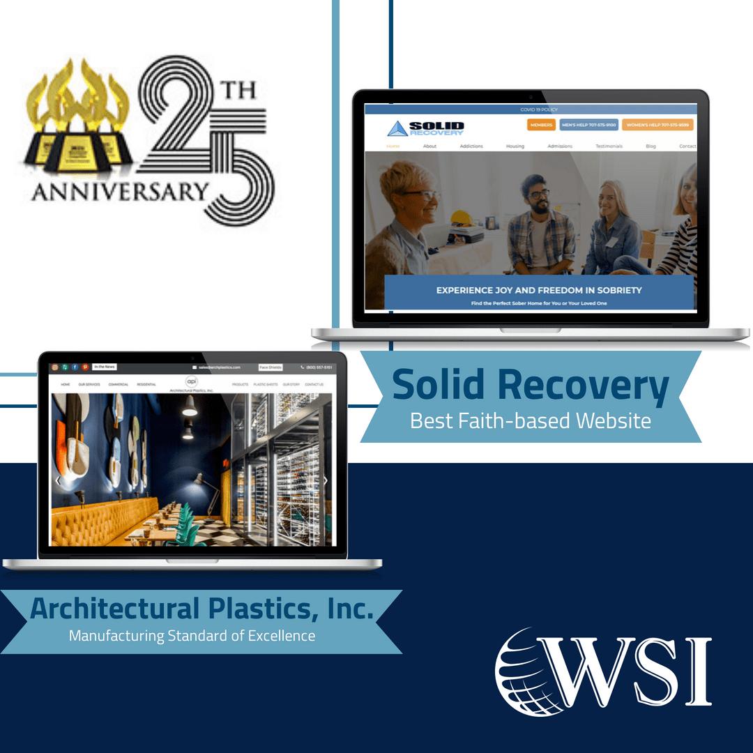 2021 WMA WebAward Winners WSI Smart Marketing