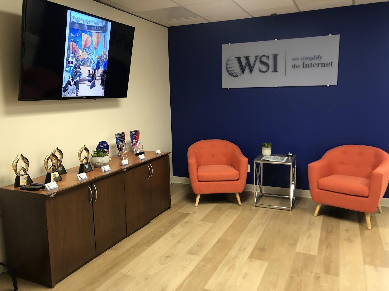 WSI Office Lobby